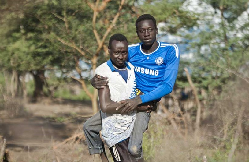 South Sudan Refugees - A brother's burden