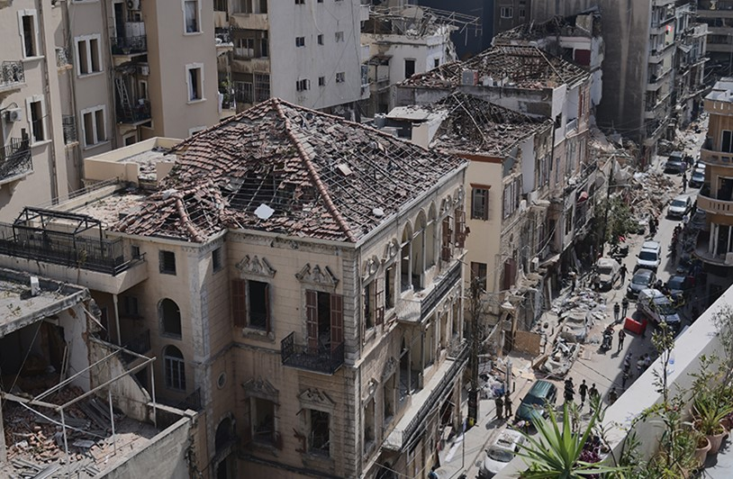 Beirut braces for the next challenge
