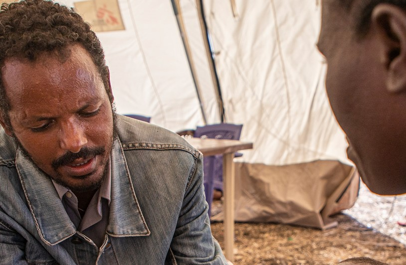 Ethiopian refugees to flee Tigray