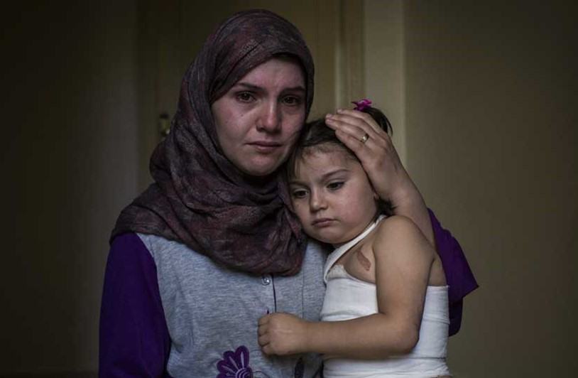 Syrian Refugees - Caught in the Crossfire