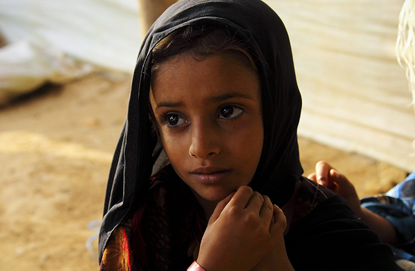 Yemen Refugees - the 'silent crisis' is real