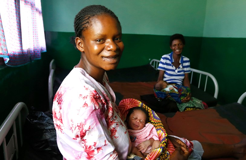 Improving the odds for newborns in the DRC