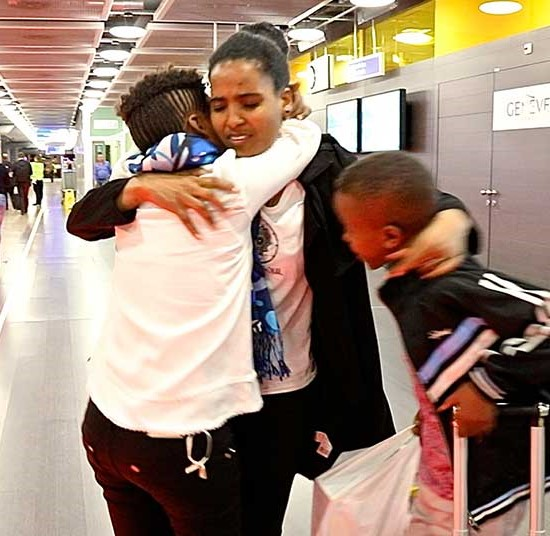 Eritrean kids reunited with mother in Europe after 8 years separated | Forgotten Childhoods appeal