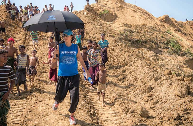 In The Fastest-Growing Refugee Crisis The Rohingya Are Showing Their Resilience