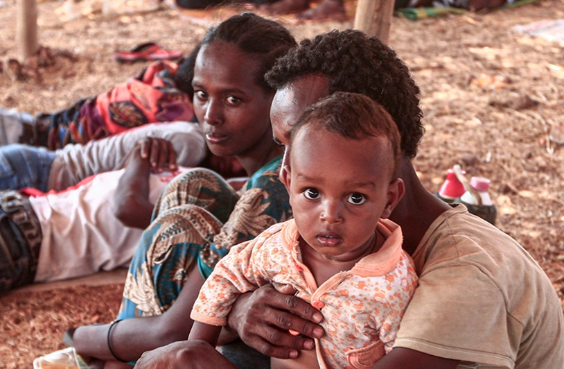 Aid and communication blocked for Eritrean refugees in Ethiopia