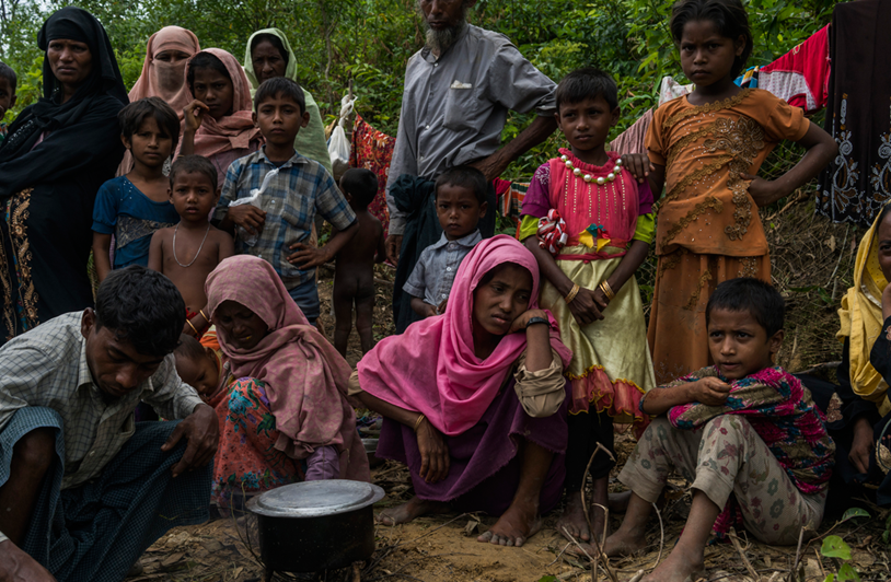 Rohingya voices